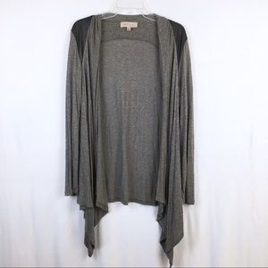 Philosophy Wrap Cardigan